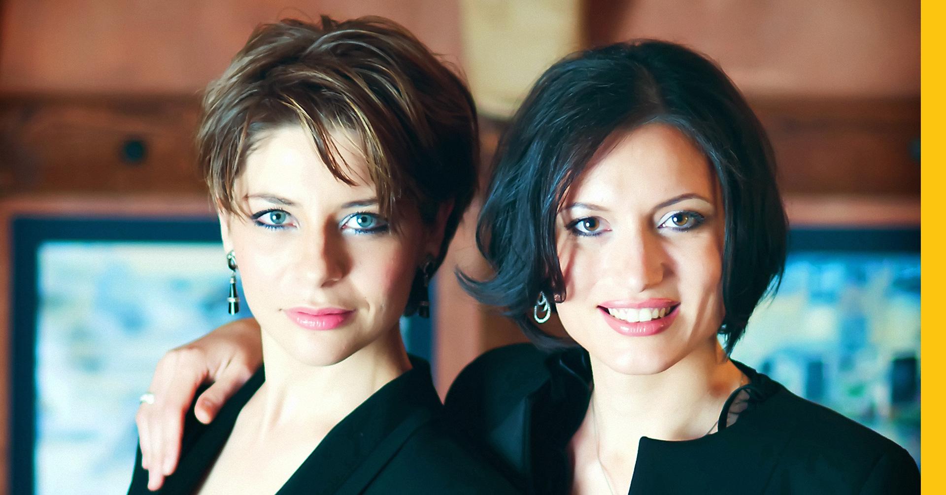 Klavierduoabend GEORGIEVA & GULZAROVA